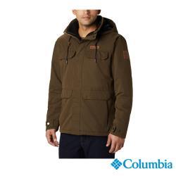 Columbia 哥倫比亞 男款- Omni-Tech™防水外套-軍綠 UWO12460AG