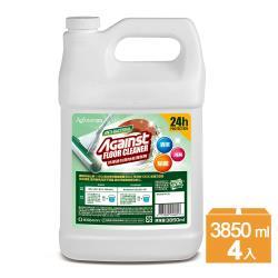 快潔適 SDC抗菌地板清潔劑 3850ml x4入