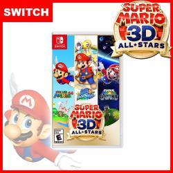 【Nintendo 任天堂】NS Switch 超級瑪利歐 3D 收藏輯(日文版)