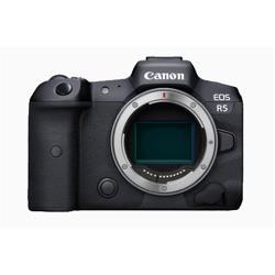 【高階相機 現貨供應】  Canon EOS R5 (BODY)-公司貨 全片幅無反光鏡單眼相機