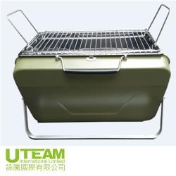 UTEAM北歐風可攜式變形烤肉爐