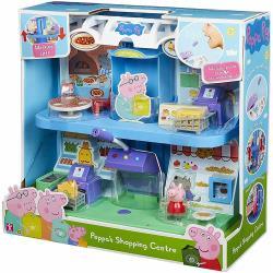 【 Peppa Pig 】粉紅豬小妹 豪華購物遊樂場