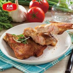 大成 雞本享受 勁脆嫩煎雞腿排10片組(195g/片)