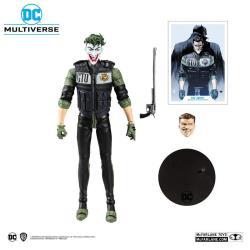 麥法蘭 7吋 可動公仔 DC MULTIVERSE 蝙蝠俠 白騎士 Jocker 小丑