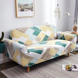 歐卓拉-親柔舒適彈性沙發便利套1人座(4款可選)