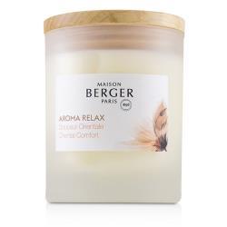 法國伯格香氛精品 香氛蠟燭Scented Candle -  Aroma Relax 180g/6.3oz