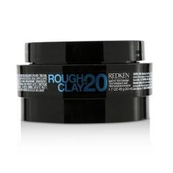 列德肯 20 火爆泥造型膏 (強力定型) Styling Rough Clay 20 Matte Texturizer 50ml/1.7oz