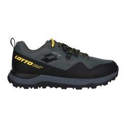 LOTTO 男輕量防水越野跑鞋-登山 山道 運動 慢跑 輕量防水