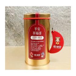 鎮瀾宮大甲媽祖平安祈福茶-日月潭紅韻(鴻運)紅茶