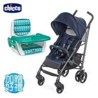 【贈好禮】chicco-Lite Way3 樂活輕便推車+Mode攜帶式兒童餐椅座墊