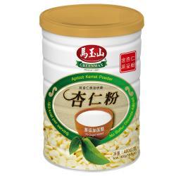 馬玉山 杏仁粉無添加蔗糖450g(鐵罐)