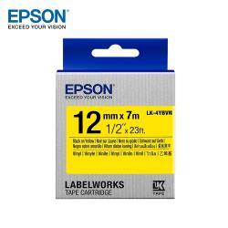EPSON LK 12mm 專用標籤帶