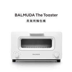 【BALMUDA】The Toaster 蒸氣烤麵包機(白K01J-WS)
