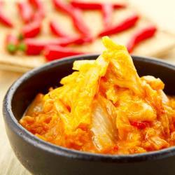 【熊好呷熟食】黃金泡菜 300公克±5%