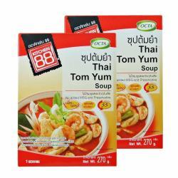 Kitchen 88泰式酸辣海鮮湯即食調理包(270g)