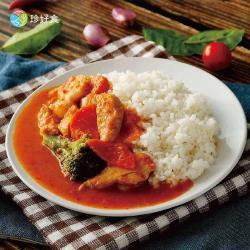 [珍好食]泰式紅咖哩雞(調理包)250g