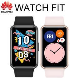 【HUAWEI 華為】WATCH FIT 智能運動手錶(台灣公司貨)