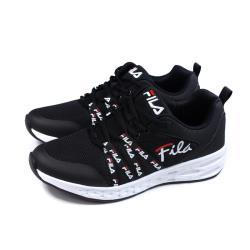 FILA 休閒運動鞋 男鞋 黑色 1-J903U-001 no100