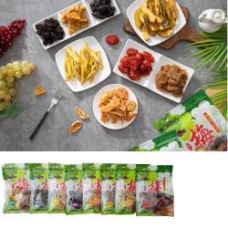 台灣上青 水果乾蜜餞系列商品*20包組(8種口味任選)