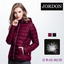 【JORDON】法式女款羽絨外套(455)