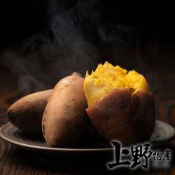 【上野物產】台農57號 極品細緻即食冰烤地瓜(500g±10%/包) x30包