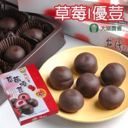 大湖農會   買2送1 草莓優荳-270g-15粒-盒 (共3盒)