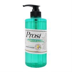 Prosi液態鑽石鳶尾花香氛沐浴回饋組-獨