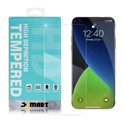 Xmart for iPhone 12/12 Pro 6.1吋 薄型 9H 玻璃保護貼-非滿版