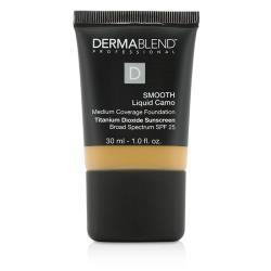 皮膚專家 柔滑粉底液 SPF 25 Smooth Liquid Camo Foundation SPF 25(中等覆蓋)- Honey (45W)
