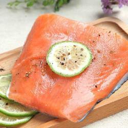 【漁夫鮮撈】嚴選智利鮭魚菲力(尾段)150g