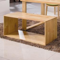 Boden-比爾3.4尺北歐風實木長凳/長椅/雙人餐椅/穿鞋椅(原木色)