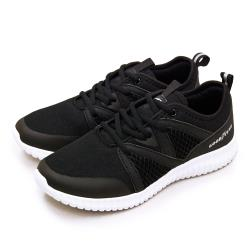【GOODYEAR 固特異】男 專業輕量迴彈慢跑鞋 FUTURISTIC未來式系列(黑白 93180)