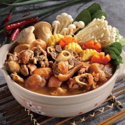 【華誠食品】南高雄羊肉爐1100g
