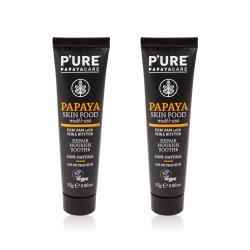 【澳洲Pure Papayacare】番木瓜皮膚養護滋潤萬用膏 2入組 25g/條
