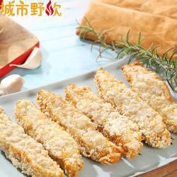 【城市野炊】嫩汁魚柳(210g/包)-24包