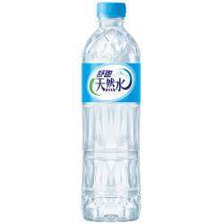 【舒跑】天然水600ml(24入)