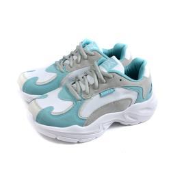 KANGOL 運動鞋 女鞋 白/水藍 6052240503 no147
