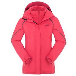 【聖伯納 St.Bonalt】機能防風防水兩件式衝鋒衣|女款 7052