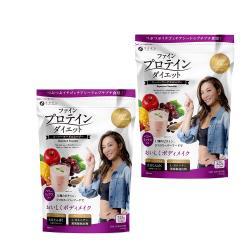 【日本Fine Japan】AYAS 大豆蛋白纖體果昔325g( 綜合水果風味 )