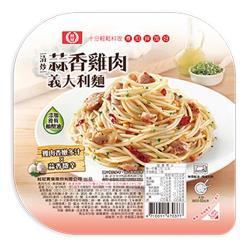 桂冠清炒蒜香雞肉義大利麵(290g)