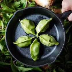 越式羅勒咖哩豬肉水餃600g±5%