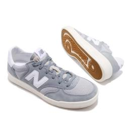 New Balance  經典灰復古男/女休閒鞋 (CRT300PF)