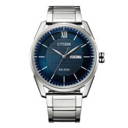 CITIZEN星辰 AW0081-89L 光動能時尚男錶