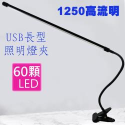 超亮1250流明長型LED照明夾燈 JP-LED-054