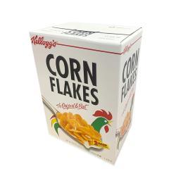 【即期良品】KELLOGGS 家樂氏 原味玉米早餐脆片 600公克X2包
