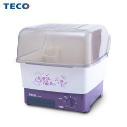 TECO東元 微電腦6人份陶瓷熱風烘碗機 YE0236CB