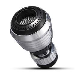 KB016 小鋼炮 水龍頭起泡器 省水 節水 防濺水過濾出水 360度萬向兩段式出水 接頭增壓 廚房水龍頭起泡器