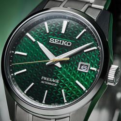SEIKO 精工 Presage 新銳系列機械腕錶(6R35-00V0G)SPB169J1