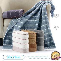 捕夢網-波紋毛巾 35x75cm 毛巾 純棉吸水毛巾 速乾毛巾 運動毛巾