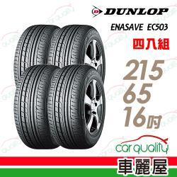 登祿普 ENASAVE RV503 EC503 經濟省油輪胎_四入組_215/65/16(車麗屋)